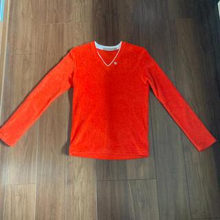 フランシストモークス(FranCisT_MOR.K.S.)の[FranCisT_MOR.KS]起毛カットソー 2(Tシャツ/カットソー(七分/長袖))