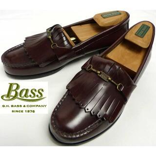 ジーエイチバス(G.H.BASS)のジーエイチバス WeejunsG.H.Bass ビットローファー25.5-26(スリッポン/モカシン)