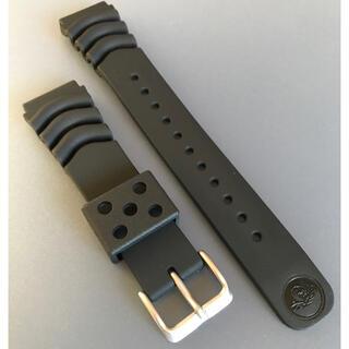 セイコー(SEIKO)のSEIKO  セイコー ウレタンベルト 20mm 純正品(ラバーベルト)
