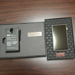 アイリバー(iriver)のCayin N6ii T01 / iBasso DX220(ポータブルプレーヤー)