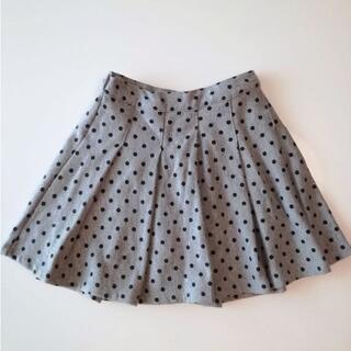 コドモビームス(こども ビームス)のスウェットのプリーツスカート Gil & Jas 5Y(スカート)