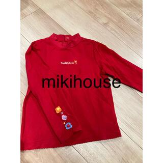 ミキハウス(mikihouse)の長袖 ミキハウス 120 長T(Tシャツ/カットソー)
