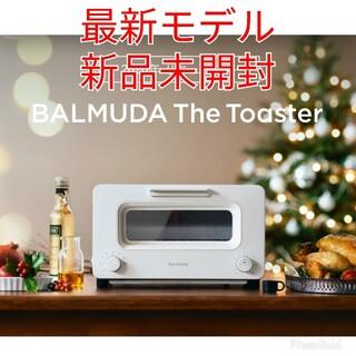 バルミューダ(BALMUDA)の【最新モデル】バルミューダ トースター【新品未使用】BALMUDA  K05A(調理機器)
