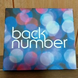 バックナンバー(BACK NUMBER)のbacknumber シャンデリア CD+DVD 中古(ポップス/ロック(邦楽))