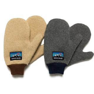 アベイシングエイプ(A BATHING APE)のHUMAN MADE ヒューマンメイド フリースコレクション 手袋(手袋)
