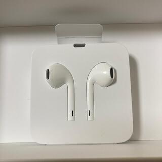 アップル(Apple)の未使用★Apple純正イヤホン (ヘッドフォン/イヤフォン)