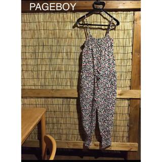ページボーイ(PAGEBOY)の☆PAGEBOY☆オールインワン☆サロペット☆(オールインワン)