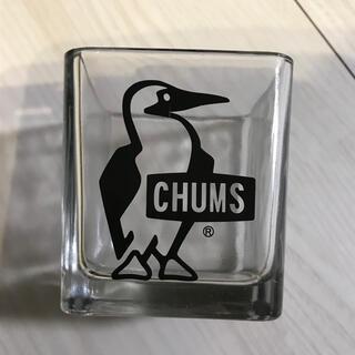 チャムス(CHUMS)の非売品 チャムス ガラスグラス(グラス/カップ)