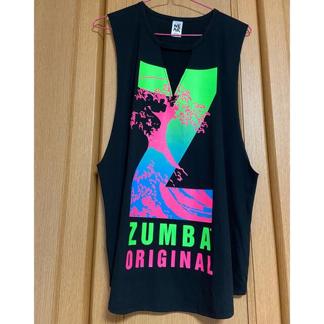 Zumba(ズンバ)の《正規品》ZUMBAウェア XL スポーツ/アウトドアのトレーニング/エクササイズ(その他)の商品写真