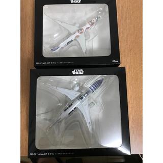 ディズニー(Disney)のSTR WARS ANA Jetモデル(模型/プラモデル)