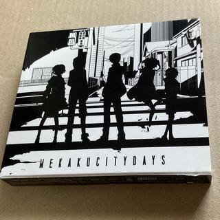 〈CD+DVD〉メカクシティデイズ〈楽譜付き〉(ボーカロイド)