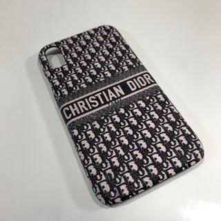 クリスチャンディオール(Christian Dior)のiPhone xr スマホケース 即納 新品未使用(iPhoneケース)