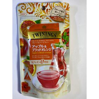 アフタヌーンティー(AfternoonTea)の【新品】トワイニング アップル&ブラッドオレンジ(茶)