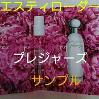 エスティローダー(Estee Lauder)のお花の香り*.☆ エスティローダー ★ プレジャーズ ★ 新品(香水(女性用))