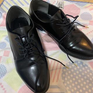 グローバルワーク(GLOBAL WORK)のグローバルワーク 革靴 ブーツ レースアップシューズ(ローファー/革靴)