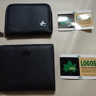 ロゴス(LOGOS)のLOGOS 財布二点(折り財布)