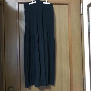 イッセイミヤケ(ISSEY MIYAKE)のイッセイミヤケ プリーツスカート(ロングスカート)