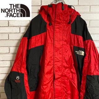 ザノースフェイス(THE NORTH FACE)の90s 古着 ノースフェイス ゴアテックス マウンテンパーカー 刺繍ロゴ(マウンテンパーカー)