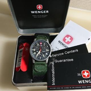 ウェンガー(Wenger)のWENGER 【SAK Design】70725(腕時計(アナログ))