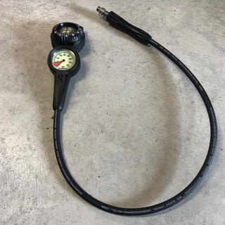 スキューバプロ(SCUBAPRO)の美品 Sプロ ダイビング レギュレーター  ゲージ (マリン/スイミング)