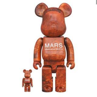 MARS BE@RBRICK 100% & 400% 2箱セット(その他)