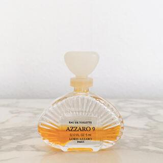 アザロ(AZZARO)のレア 香水 AZZARO9 アザロ9 EDT 5ml(香水(女性用))