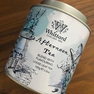ロイヤルコペンハーゲン(ROYAL COPENHAGEN)の英国 ウィッタード★Alice★ Afternoon Tea 大缶(茶)