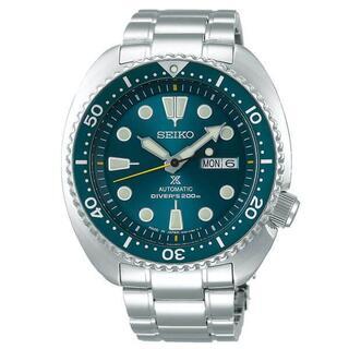 セイコー(SEIKO)の流通限定 新品未使用 セイコー グリーンタートル SBDY039 自動巻き(腕時計(アナログ))