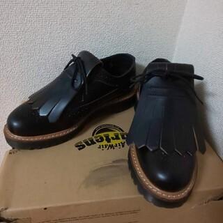 ドクターマーチン(Dr.Martens)のDr.Martens キルティタッセル&ウイングチップ ドクターマーチン(ローファー/革靴)