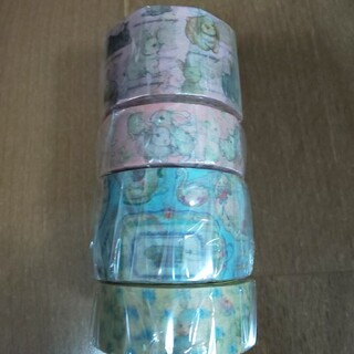 フランシュリッペ(franche lippee)の専用 フランシュリッペ オーダー sale  太 · 細  マステ  4巻セット(テープ/マスキングテープ)
