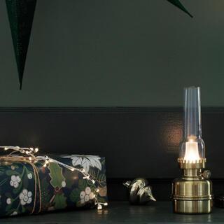 イケア(IKEA)のIKEA ストローラ LEDテーブルランプ クリスマス インテリア 照明 イケア(テーブルスタンド)