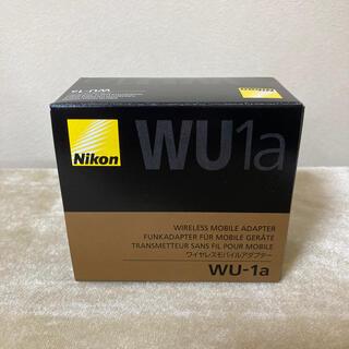 ニコン(Nikon)のNikon ニコン ワイヤレスモバイルアダプター WU-1a(その他)