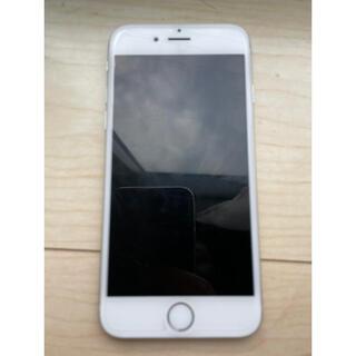 アップル(Apple)のiPhone6 シルバー 128GB(スマートフォン本体)