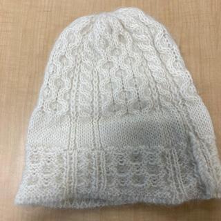 ユナイテッドアローズ(UNITED ARROWS)のニット帽子(ニット帽/ビーニー)