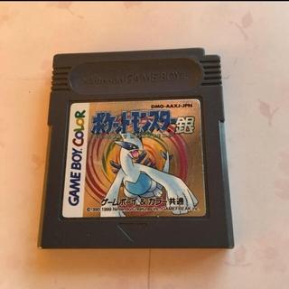 ニンテンドウ(任天堂)のポケットモンスター 銀(携帯用ゲームソフト)
