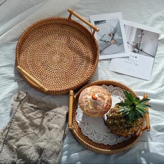 ムジルシリョウヒン(MUJI (無印良品))のラタントレー ラタントレイ (テーブル用品)