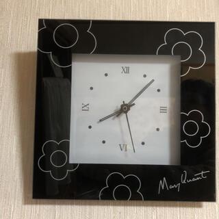 マリークワント(MARY QUANT)のマリークワント壁掛け時計(掛時計/柱時計)