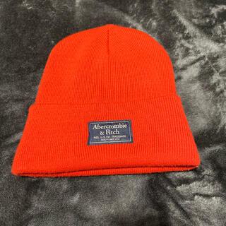 アバクロンビーアンドフィッチ(Abercrombie&Fitch)のアバクロンビー&フィッチ ニット帽(ニット帽/ビーニー)