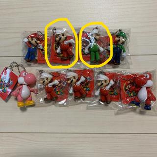 スーパーマリオ マリオ スイングマスコットVer.2(キャラクターグッズ)