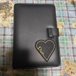 クリスチャンディオール(Christian Dior)のDior 手帳型 ノート(ノベルティグッズ)