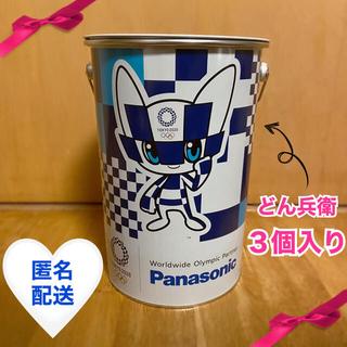 パナソニック(Panasonic)のパナソニック 東京オリンピック 缶(ノベルティグッズ)