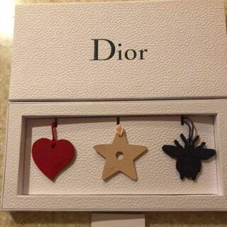 クリスチャンディオール(Christian Dior)のDiorノベルティーバッグチャーム(チャーム)