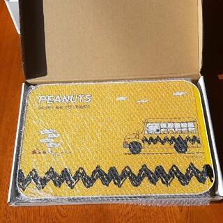 スヌーピー 折りたたみ テーブル キッズ 机 ミニテーブル スクールバス(折たたみテーブル)