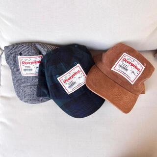 カーハート(carhartt)のOver  print  cap *new hattan gray(キャップ)