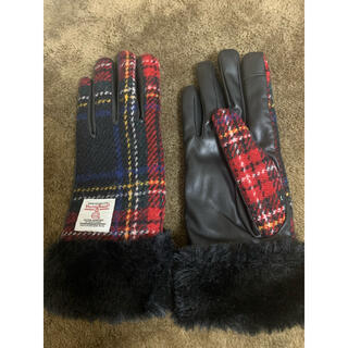 シマムラ(しまむら)のファー付き手袋(手袋)