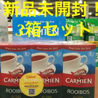 コストコ(コストコ)の【新品未開封】CARMIEN コストコ ルイボスティー 3箱セット(茶)
