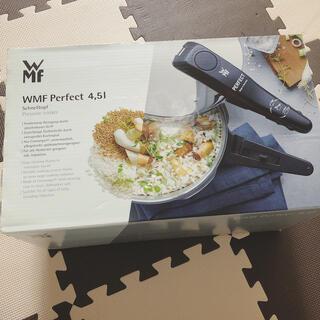 ヴェーエムエフ(WMF)の【新品未使用】WMF Perfect 4.5L 圧力鍋(鍋/フライパン)