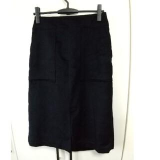 アメリカンホリック ベロアスカート Lサイズ(ひざ丈スカート)