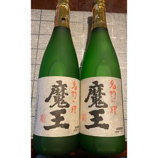 魔王 720ml  2本セット 芋焼酎(焼酎)