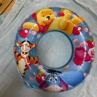 ディズニー(Disney)の季節ハズレの浮き輪♪(マリン/スイミング)